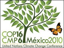 Póster de la COP 16.