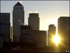 倫敦金融區