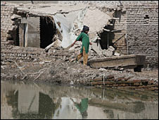 Cheias no Paquistão em 2010