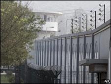 关押刘晓波的锦州监狱