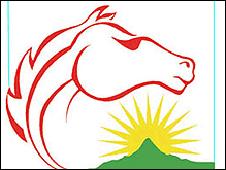 نشان ائتلاف موسوم به همپیمانی کردستان