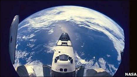 Шаттл НАСА
