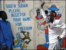 南部苏丹将在2011年1月举行独立公投(30/09/2010)