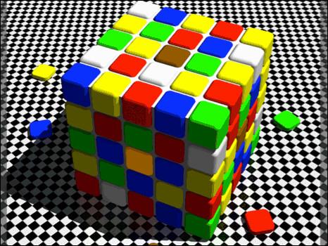 Кубическая иллюзия
