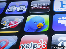 Apps del iPhone