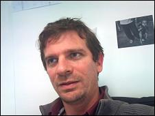 Stephane Doyon, de MSF.