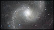 Galáxia NGC 5247 (Foto: ESO/P. Grosbol)