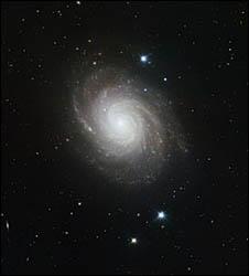 A galáxia NGC 4030