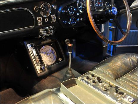 سياره جيمس بوند تباع باكثر