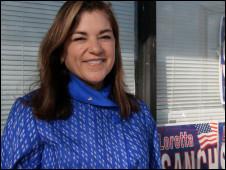 Bà Sanchez là phó Chủ tịch Uỷ Ban An Ninh Quốc Nội Hoa Kỳ,