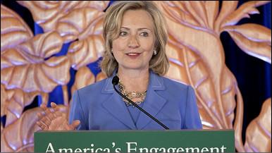 Ngoại trưởng Clinton phát biểu tại Honolulu