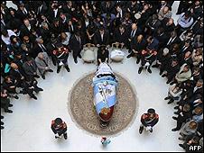 Funeral Néstor Kirchner