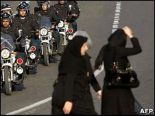 زنان در تهران
