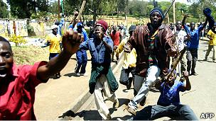 Ghasia baada ya uchaguzi mkuu Kenya