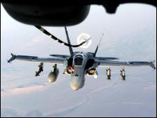 Máy bay của hải quân Mỹ