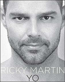 """Yo"", memorias de Ricky Martin"