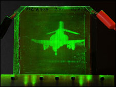 Holograma en 3D