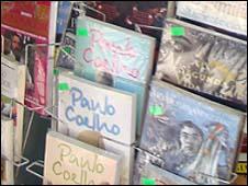 Livros piratas na Argentina Crédito: Gendarmeria (polícia) Argentina