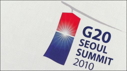 Isu kurs mata uang membayang-bayangi pertemuan puncak G-20 di Seoul