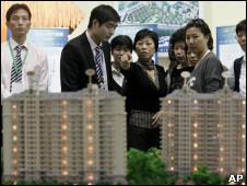 上海居民看房