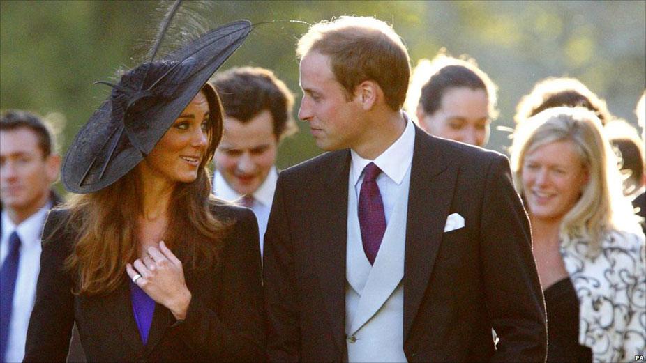 где познакомился принц уильям с кейт