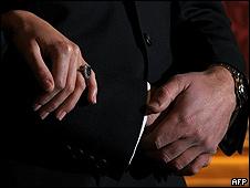 خاتم ديانا تلبسه خطيبة ابنها