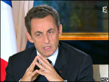 Rais Sarkozy