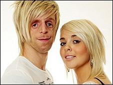 Jono Lancaster e sua namorada, Laura Richardson