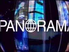 برنامج بانوراما في بي بي سي
