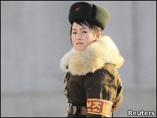 Solado norcoreana