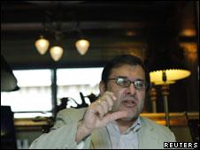 Juan Carlos Obando portavoz de Infinito Gold
