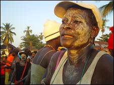 A cidade de Cacheu preserva o forte e o porto de onde saíram escravos com destino ao Maranhão. Foto: Mirella Domenich