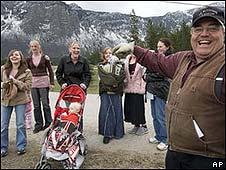 Grupo de mormones