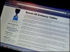 من الوثائق التي نشرها موقع ويكيليكس