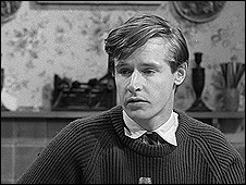 O ator William Roache nos primeiros capítulos da novela