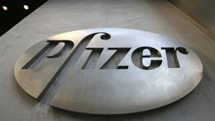 Le géant pharmaceutique Pfizer