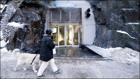 پناهگاه ویکیلیکس در سوئد