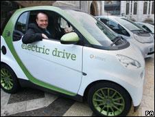"Auto ""Electric Drive"""