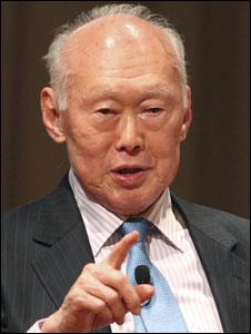Cựu Thủ tướng Singapore Lý Quang Diệu