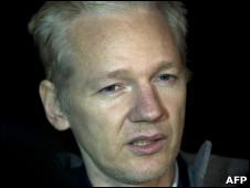 Julian Assange en entrevista