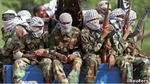 Wapiganaji wa Al-Shabaab
