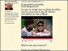 Blog de Agueda Rodríguez