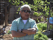 Omar Reygadas
