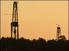 Pozos de gas de esquisto