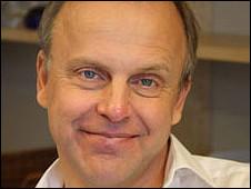 Đại sứ Thụy Điển tại Việt Nam Staffan Herrström, ảnh từ blog của Đại sứ