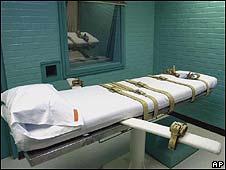Cámara de la muerte, Texas