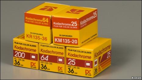 Пленки Kodachrome