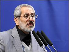 جعفری دولتآبادی، دادستان تهران