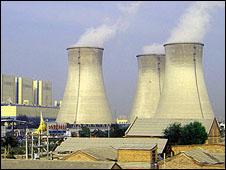 """الصين تعلن عن تحقيق """"انجاز نووي كبير"""" من bbc 110103120311_plant226"""