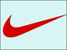 Лого Nike